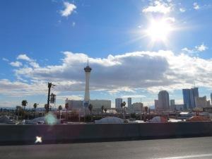 A sunny Vegas is a nice Vegas.