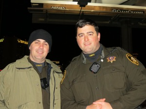 Random picture of 2 rad cops.