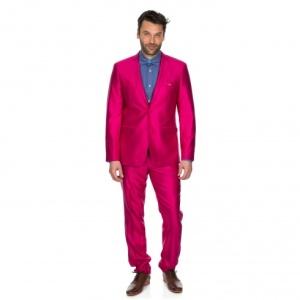 Oluf Tonning Silk / Pink