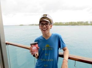 My beach attire Captain hat Cup: Beach be cray Shirt: Where my beaches at yaaaasssss!! I was ready.