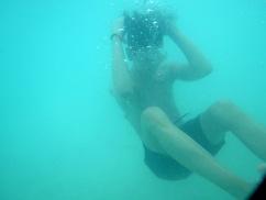 Underwater!!