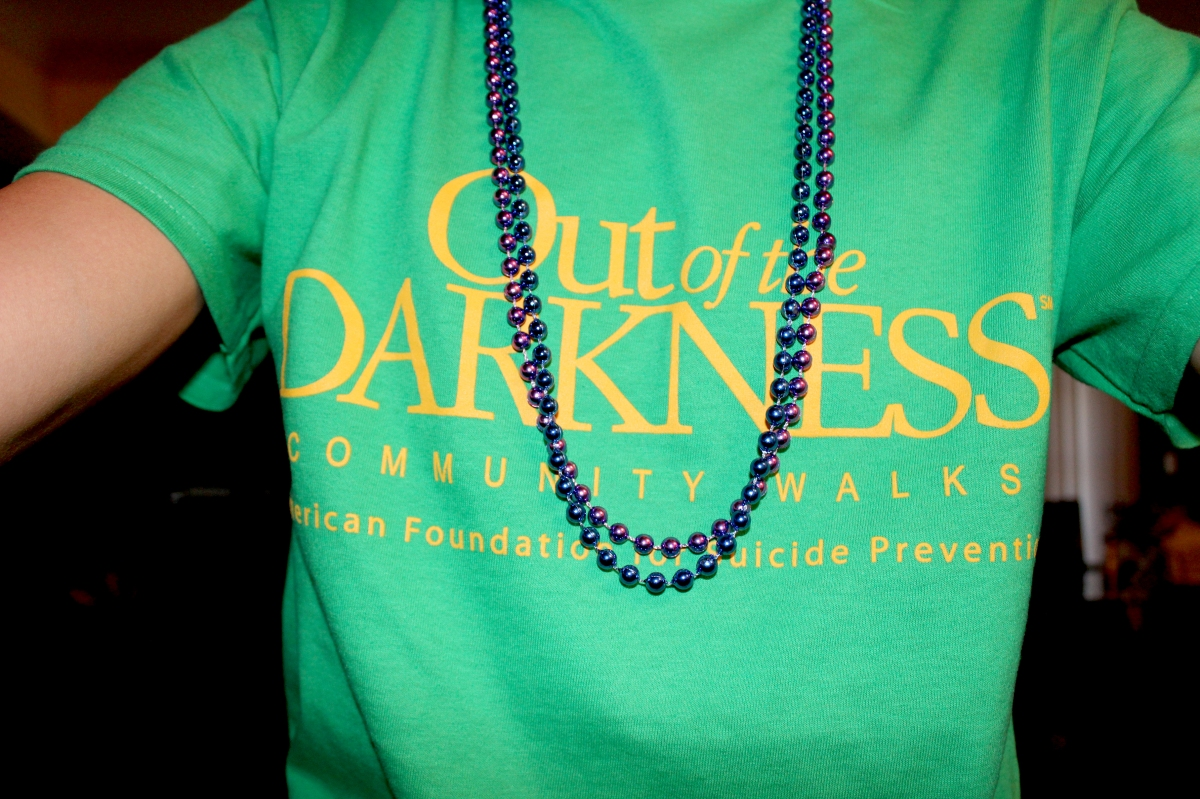 AFSP (American Foundation for Suicide Prevention) Walk