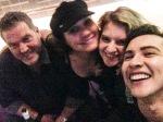 Stephen, Celena, Amy, Me