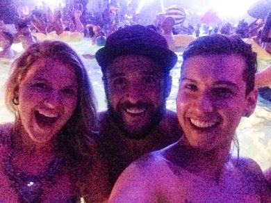 Amy, Jess and I